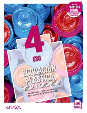 EDUCACIÓN PLÁSTICA, VISUAL Y AUDIOVISUAL 4. + DUAL FOCUS.