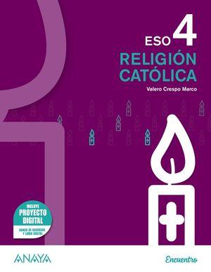 RELIGIÓN CATÓLICA 4.