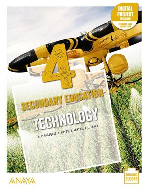TECHNOLOGY 4. STUDENT'S BOOK