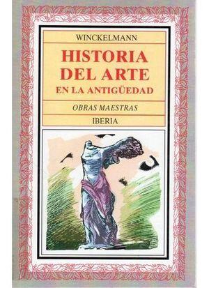 HISTORIA DEL ARTE EN LA ANTIGUEDAD