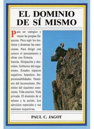 DOMINIO DE SI MISMO, EL