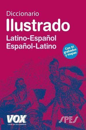DICCIONARIO ILUSTRADO LATINO-ESPAÑOL ED. 2011