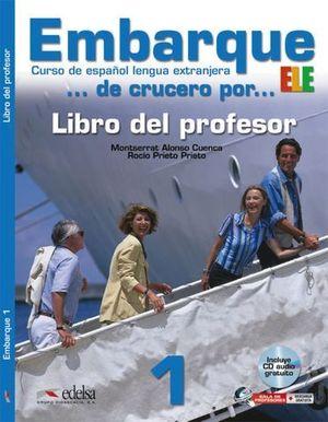 EMBARQUE 1 LIBRO DEL PROFESOR
