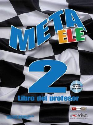 META ELE FINAL 2 LIBRO DEL PROFESOR
