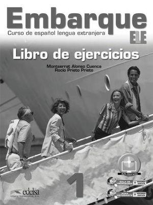EMBARQUE 1 LIBRO DE EJERCICIOS