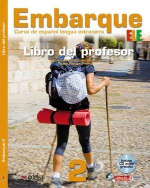 EMBARQUE 2 LIBRO DEL PROFESOR