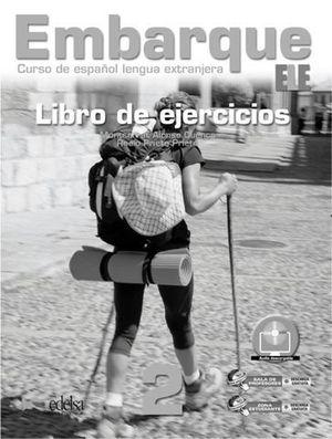 EMBARQUE 2 LIBRO DE EJERCICIOS