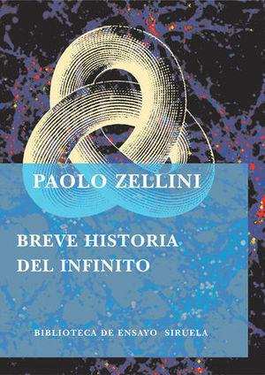BREVE HISTORIA DEL INFINITO