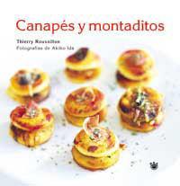 CANAPES Y MONTADITOS