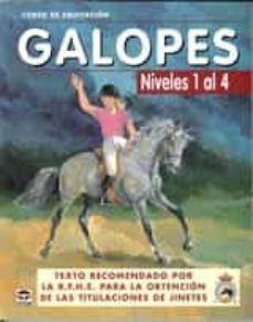 GALOPES NIVELES DEL 1 AL 4
