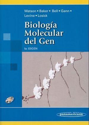 BIOLOGIA MOLECULAR DEL GEN 5ª ED