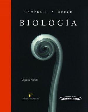 BIOLOGIA 7ª ED 2007