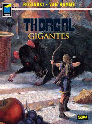 THORGAL. GIGANTES