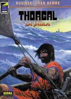 THORGAL. LA JAULA