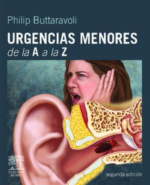 ***EN OFERTA******  URGENCIAS MENORES DE LA A A LA Z 2ª ED. 2009