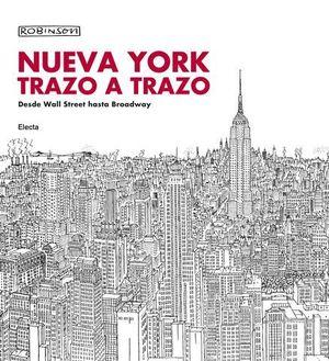 NUEVA YORK TRAZO A TRAZO