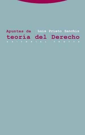 APUNTES DE TEORIA DEL DERECHO