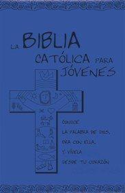 BIBLIA CATOLICA PARA JOVENES ED. AZUL POLIPIEL AZUL