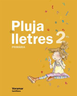 PLUJA LLETRES 2 PRIMARIA