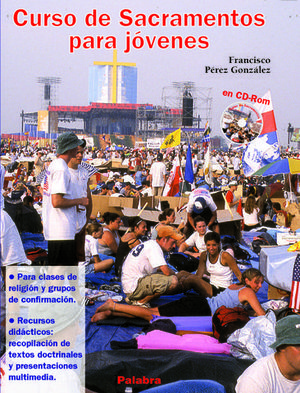 CURSO DE SACRAMENTOS PARA JOVENES (CD)
