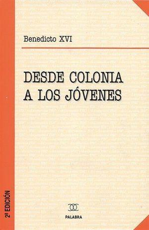 DESDE COLONIA A LOS JOVENES
