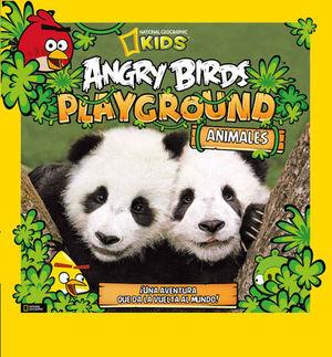 ANGRY BIRDS PLAYGROUND ANIMALES