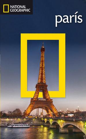 PARIS NATIONAL GEOGRAPHIC ED. 2016