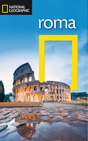 ROMA NATIONAL GEOGRAPHIC ED. 2016