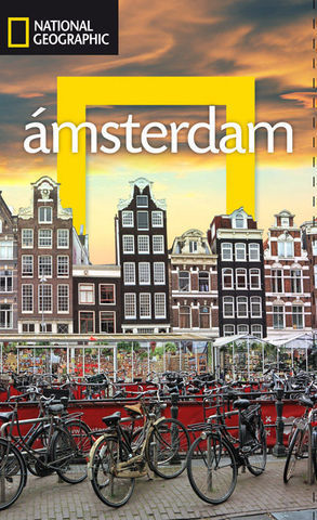 AMSTERDAM NATIONAL GEOGRAPHIC ED. 2016