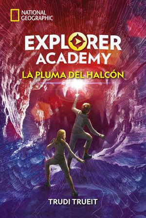 EXPLORER ACADEMY.  LA PLUMA DEL HALCON