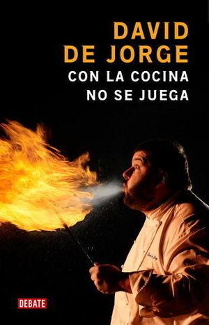 CON LA COCINA NO SE JUEGA