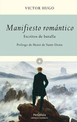MANIFIESTO ROMANTICO ESCRITOS DE BATALLA