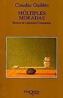 MULTIPLES MORADAS ENSAYO DE LITERATURA COMPARADA