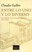 ENTRE LO UNO Y LO DIVERSO   M-229