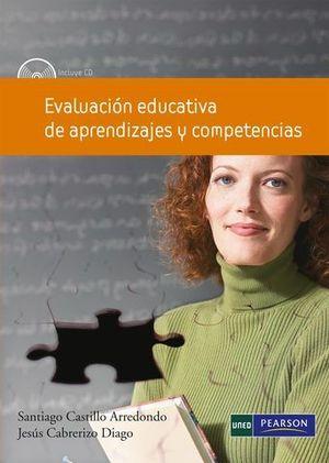 EVALUACION EDUCATIVA DE APRENDIZAJES Y COMPETENCIAS