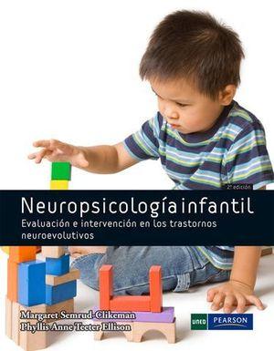 NEUROPSICOLOGIA INFANTIL 2ª ED. 2011