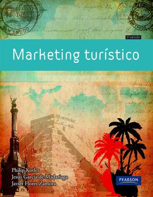 MARKETING TURISTICO 5ª ED.