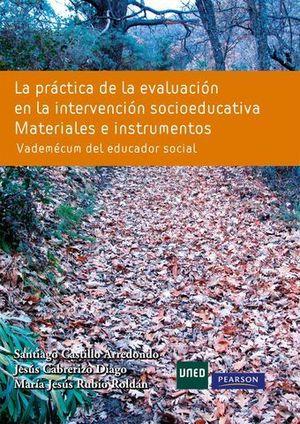 LA PRACTICA DE LA EVALUACION INTERVENCION SOCIOEDUCATIVA MATERIALES
