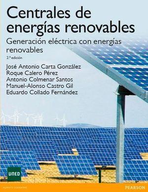 CENTRALES DE ENERGIAS RENOVABLES 2ª ED.