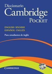 DICCIONARIO CAMBRIDGE POCKET ESPAÑOL INGLES ED. 2008