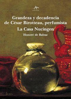 GRANDEZA Y DECADENCIA DE CESAR BIROTTEAU, PERFUMISTA