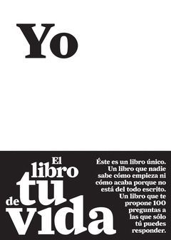 YO EL LIBRO DE TU VIDA