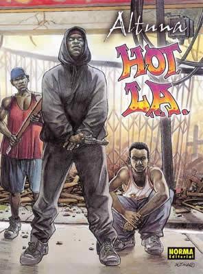HOT L.A. (CARTONE)