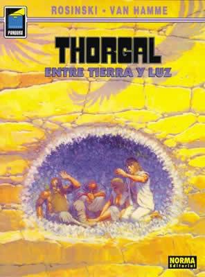 THORGAL ENTRE TIERRA Y LUZ