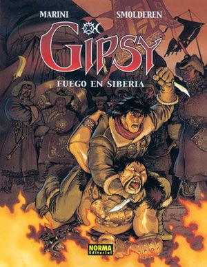 GIPSY 2/ FUEGO EN SIBERIA