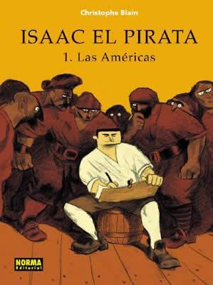 ISAAC EL PIRATA 1 LAS AMERICAS