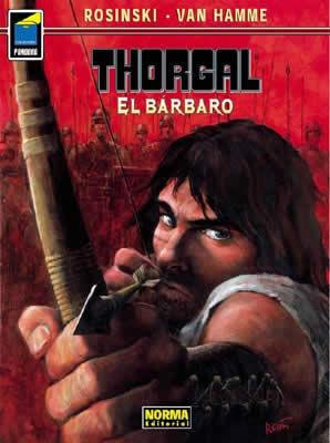 THORGAL EL BARBARO