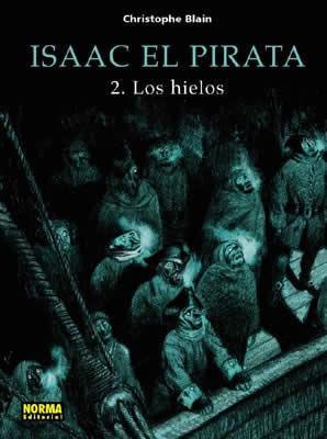 ISAAC EL PIRATA 2.LOS HIELOS