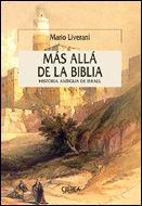MAS ALLA DE LA BIBLIA. HISTORIA ANTIGUA DE ISRAEL
