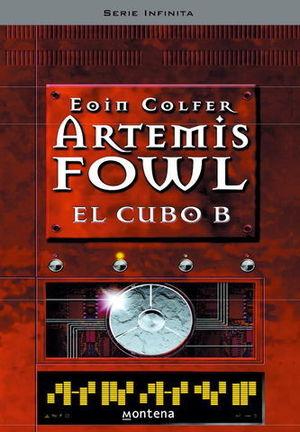 ARTEMIS FOWL. EL CUBO B